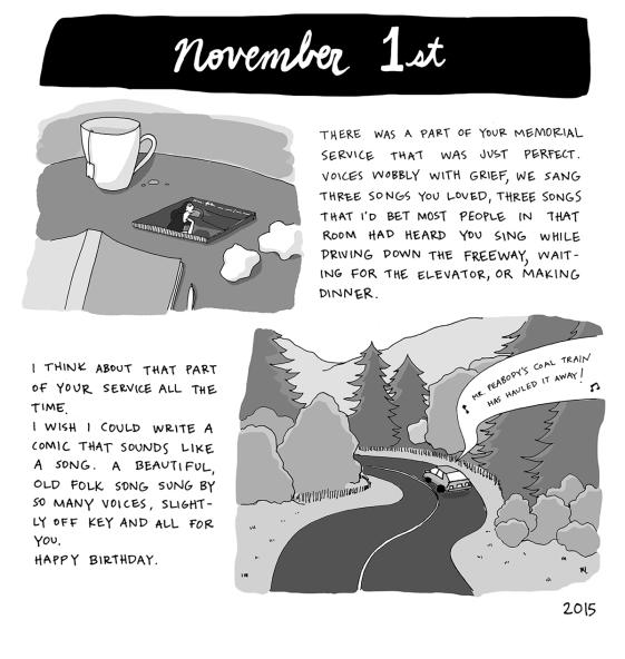 Camber November 1st